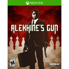 Foto Jogo Alekhines Gun Xbox One Maximum Family Games