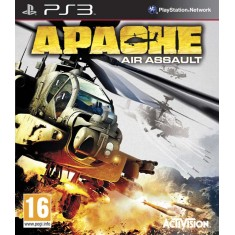 Foto Jogo Apache: Air Assault PlayStation 3 Activision