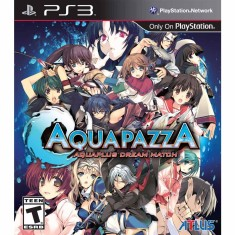 Foto Jogo Aquapazza: Aquaplus Dream Match PlayStation 3 Atlus