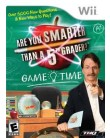 Jogo Are You Smarter 5Th Grader GameTime Wii THQ