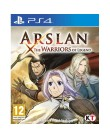 Jogo Arslan The Warriors of Legend PS4 Tecmo