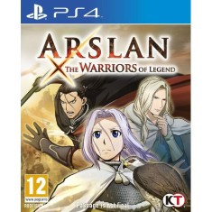 Foto Jogo Arslan The Warriors of Legend PS4 Tecmo