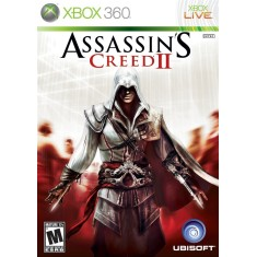 Foto Jogo Assassin´s Creed II Xbox 360 Ubisoft