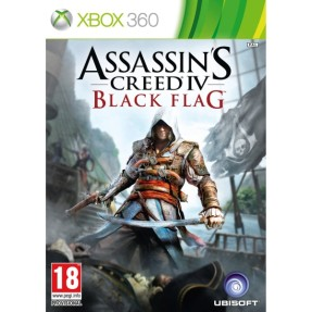 Foto Jogo Assassin's Creed IV Black Flag Xbox 360 Ubisoft