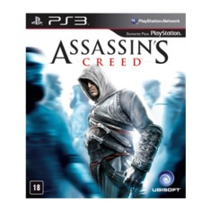 Foto Jogo Assassin's Creed PlayStation 3 Ubisoft