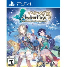 Foto Jogo Atelier Firis The Alchemist and the Mysterious Journey PS4 Tecmo