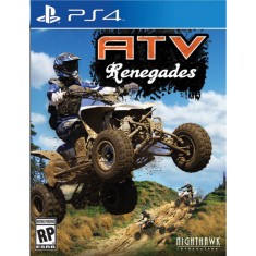 Foto Jogo ATV Renegades PS4 Nighthawk Interactive