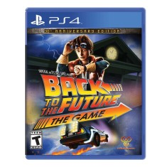 Foto Jogo Back to the Future The Game PS4 Telltale
