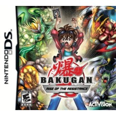 Foto Jogo Bakugan: Rise Of The Resistance Activision Nintendo DS