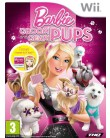 Jogo Barbie Groom And Glam Pups Wii THQ