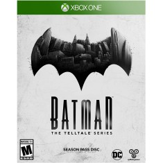 Foto Jogo Batman The Telltale Series Xbox One Telltale