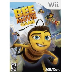 Foto Jogo Bee Movie Wii Activision