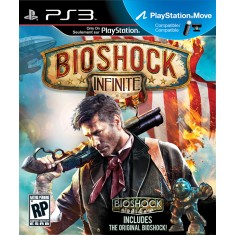 Foto Jogo Bioshock Infinite PlayStation 3 Take 2