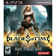 Foto Jogo Blades of Time PlayStation 3 Konami