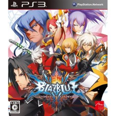 Foto Jogo BlazBlue: Chrono Phantasma PlayStation 3 ARC System Works