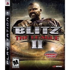 Foto Jogo Blitz The League II PlayStation 3 Midway