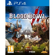 Foto Jogo Blood Bowl II PS4 Focus