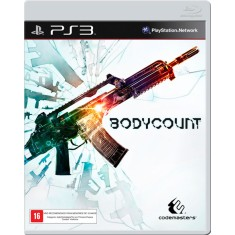 Foto Jogo Bodycount PlayStation 3 Codemasters