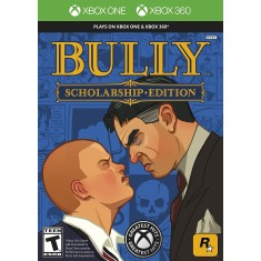 Foto Jogo Bully Scholarship Edition Xbox One Rockstar