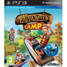 Foto Jogo Cabela's Adventure Camp PlayStation 3 Activision