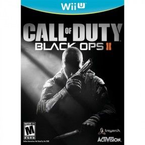 Foto Jogo Call of Duty: Black Ops II Wii U Activision
