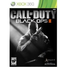 Foto Jogo Call of Duty: Black Ops II Xbox 360 Activision