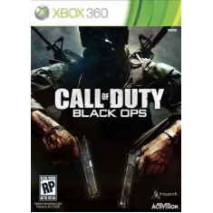 Foto Jogo Call of Duty Black Ops Xbox 360 Activision