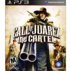 Foto Jogo Call of Juarez: The Cartel PlayStation 3 Ubisoft