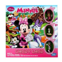 Foto Jogo Candy Land Minnie Mouse A8852 Hasbro