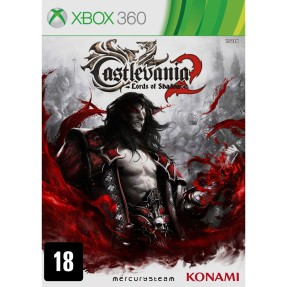 Foto Jogo Castlevania: Lords of Shadow 2 Xbox 360 Konami