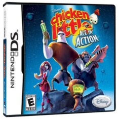 Foto Jogo Chicken Little: Ace in Action Disney Nintendo DS