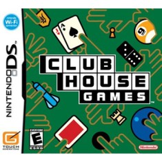 Foto Jogo Club House Games Nintendo DS