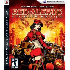 Foto Jogo Command & Conquer: Red Alert 3 PlayStation 3 EA