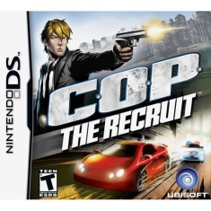 Foto Jogo Cop the Recruit Ubisoft Nintendo DS