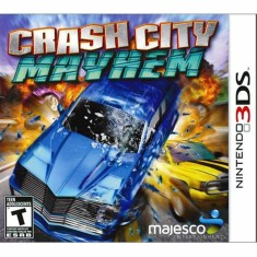 Foto Jogo Crash City: Mayhem Majesco Entertainment Nintendo 3DS