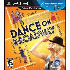 Foto Jogo Dance On Broadway PlayStation 3 Ubisoft
