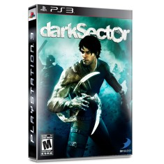 Foto Jogo Dark Sector PlayStation 3 D3 Publisher