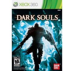 Foto Jogo Dark Souls Xbox 360 Bandai Namco