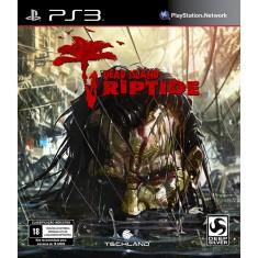 Foto Jogo Dead Island Riptide PlayStation 3 Deep Silver