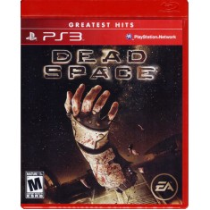Foto Jogo Dead Space PlayStation 3 EA