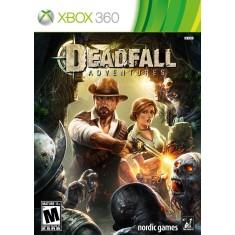 Foto Jogo Deadfall Adventures Xbox 360 Nordic Games