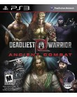 Jogo Deadliest Warrior - Ancient Combat PlayStation 3 Spike