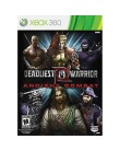 Jogo Deadliest Warrior: Ancient Combat Xbox 360 Spike