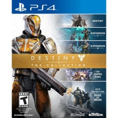 Foto Jogo Destiny The Collection PS4 Activision