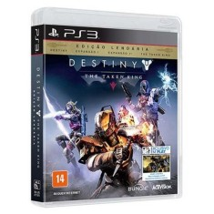 Foto Jogo Destiny The Taken King PlayStation 3 Activision