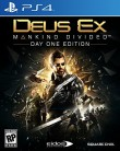 Jogo Deus Ex Mankind Divided PS4 Square Enix