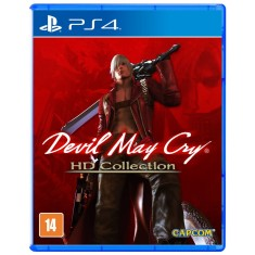 Foto Jogo Devil May Cry HD Collection PS4 Capcom