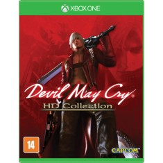 Foto Jogo Devil May Cry HD Collection Xbox One Capcom