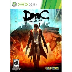 Foto Jogo Devil May Cry Xbox 360 Capcom