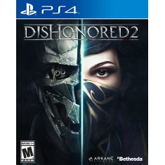 Foto Jogo Dishonored 2 PS4 Bethesda